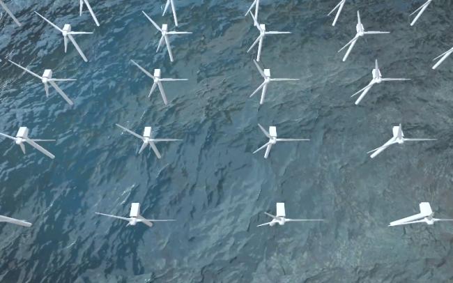 Animatiestudio maakt een overzichtelijke animatievideo voor een bedrijfsvideo voor Shell