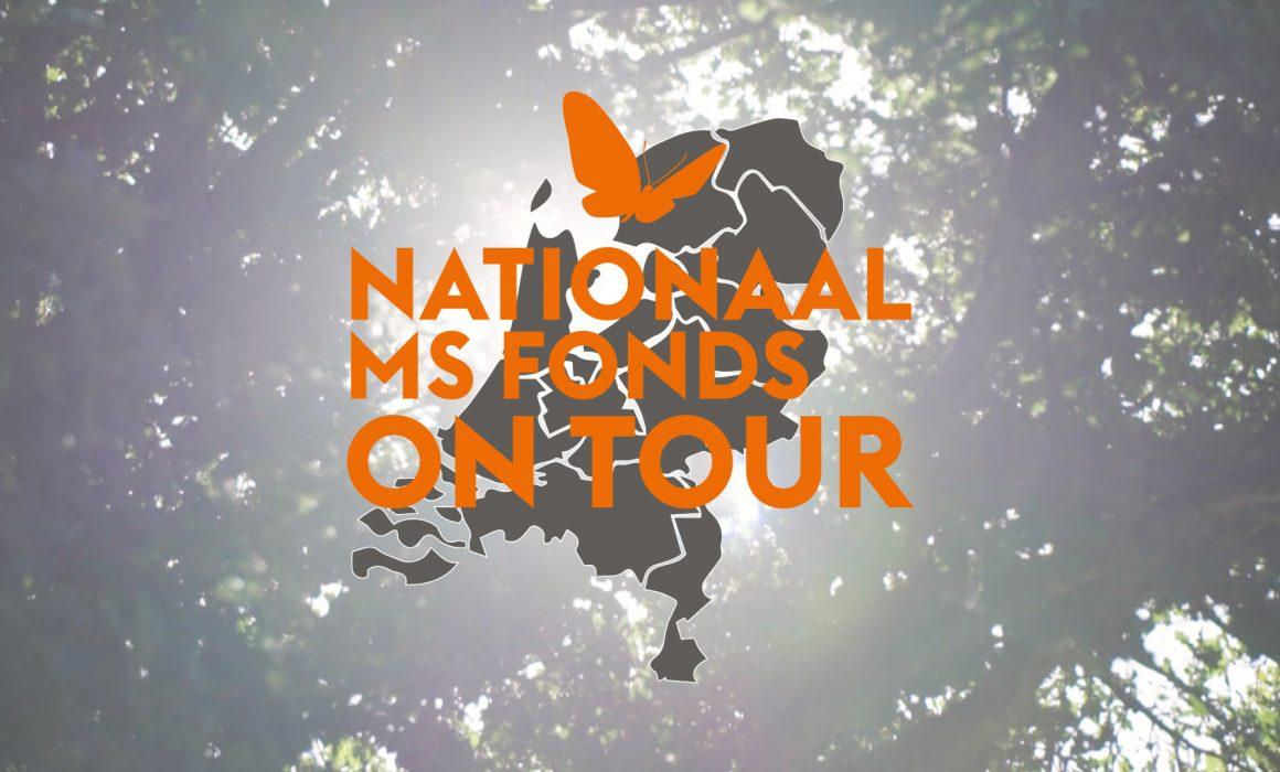 Nationaal MS Fonds maakt samen met Starsoundproductions een promovideo