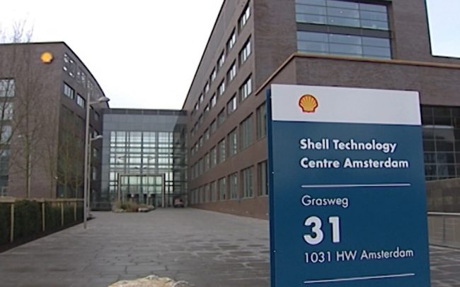 Shell heeft een bedrijfsvideo bij Starsound Productions Nederland laten maken