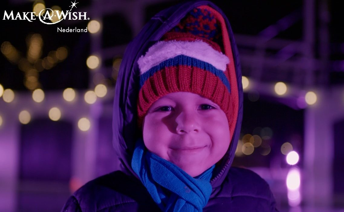 Make-A-Wish Nederland video