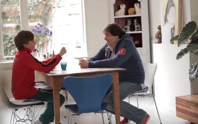 Non-profitorganisatie Vanuit Autisme Bekeken heeft een filmproductie laten maken bij videoproductiebedrijf Starsound Productions